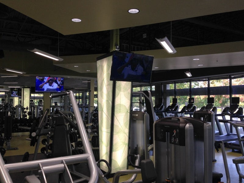 Applied Materials Fitness Center 2