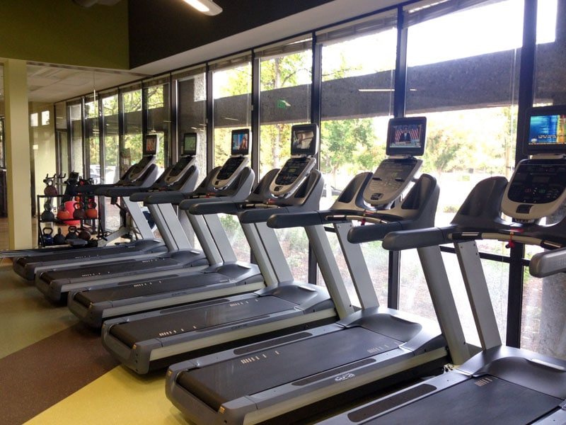 Applied Materials Fitness Center 3