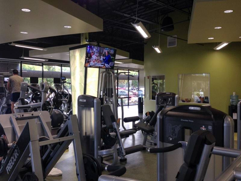 Applied Materials Fitness Center 5