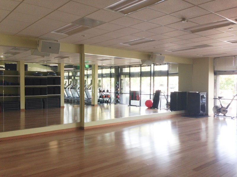 Applied Materials Fitness Center 8